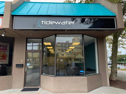 Tidewater Property Management - Ocean City, MD Office